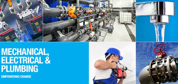 Mechanical, Electrical and Plumbing works (MEP)